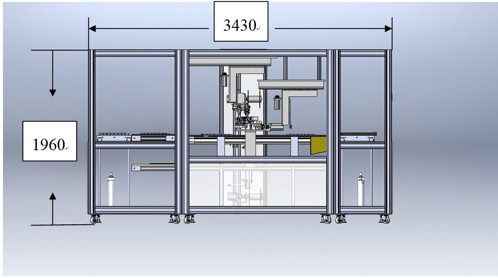 升降包装盒结构图